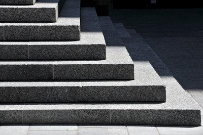 Jede Treppe muss ihren Gesetzen folgen.