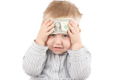 Kinder müssen lernen mit Taschengeld umzugehen.