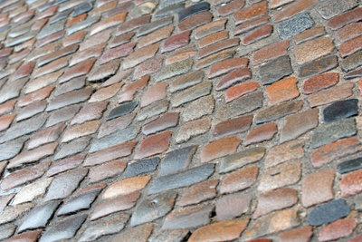 Granit eignet sich besonders als Natursteinpflaster.