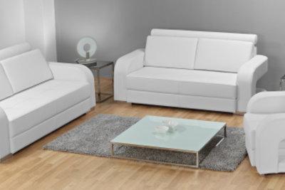 Ein weißer Teppich wäre hier schöner.