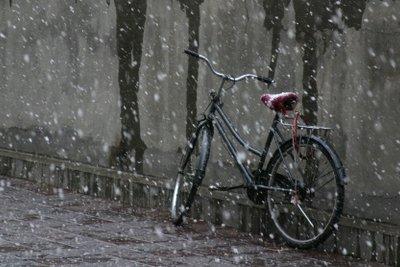 Ein gefundenes Fahrrad gehört ins Fundbüro.