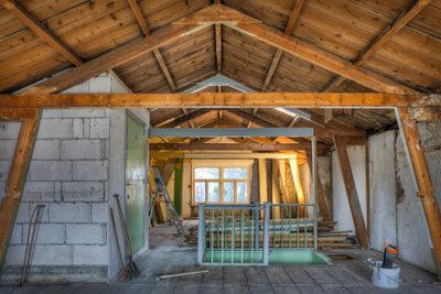 Das Dach isolieren spart Energiekosten