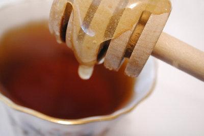 Heißer Tee wärmt von innen.