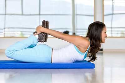 Yoga für einen starken Rücken.