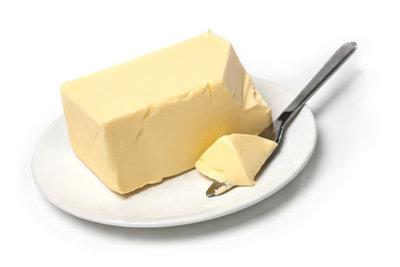 Butter verfeinert jedes Gericht.