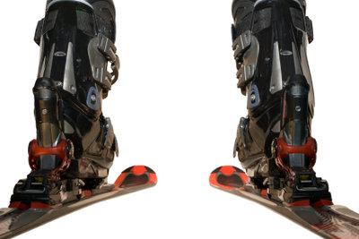 Bei Skischuhen auf Flex-Index achten.
