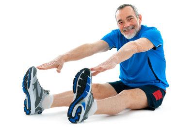 Sport treiben mit Männer-Slipeinlagen