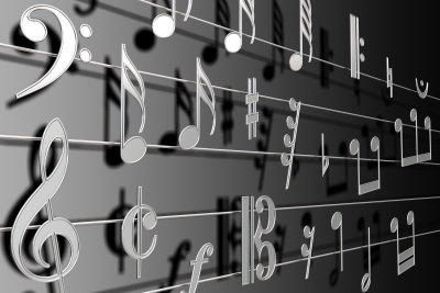 Musik wirkt nur über eine Mindestlautstärke.