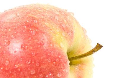 Äpfel sind einen Kuchen wert!