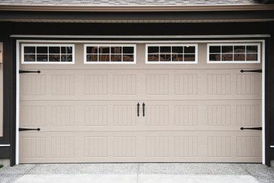 Ein Garagendach können Sie selber bauen.
