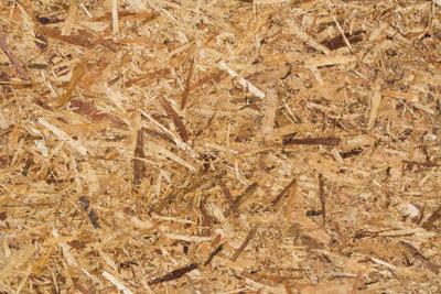 So werden OSB-Holzplatten verschraubt.