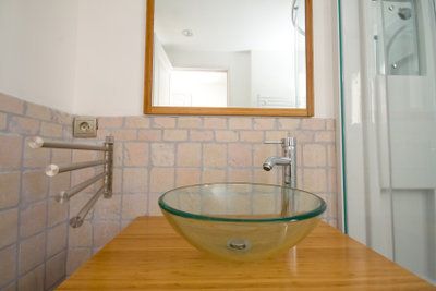 Jedes Mini-Badezimmer gut lüften