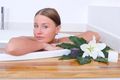 Körper und Seele im Ölbad entspannen.