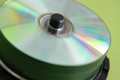 CD-Spindel zur WLAN-Antenne umbauen