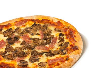 Trockenhefe eignet sich für Pizzateig.