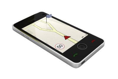 Das iPhone nutzt auch GPS.