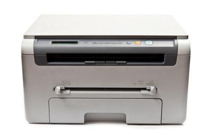 Kaufen Sie einen guten Drucker.