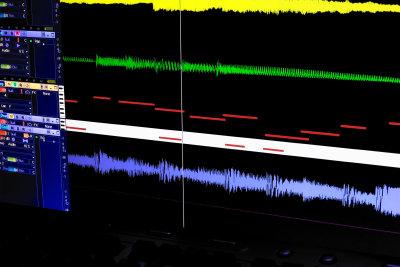So wird Musik im Computer dargestellt