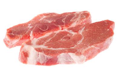 Steaks werden unterschiedlich gegart.