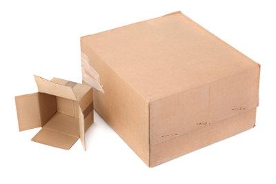 So bauen Sie Brutmaschinen aus Pappkartons.