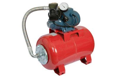 Hauswasserwerke funktionieren meist ohne Probleme.