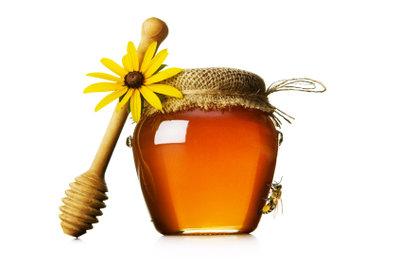 Honig schmeckt mit Ingwer gut!