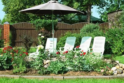 Eine gut geplante Gartengestaltung rentiert sich.