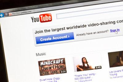 YouTube bietet eine Vielzahl an Videos.