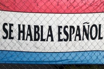 Das Schlangen-N ist ein spanisches Schriftzeichen.