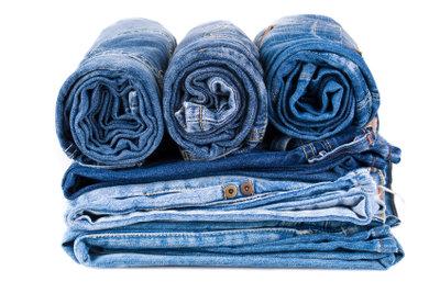 So klappt das Aufhellen von Jeans.