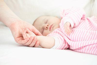 Feste Schlafenszeiten sind für's Baby wichtig!