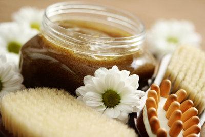 Natürliche Peelings - Wohltat für die Haut.