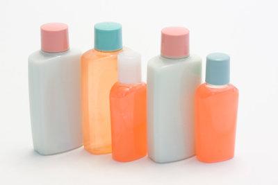 So nutzen Sie Henna-Shampoo.