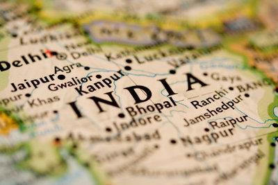 Chai stammt aus Indien.
