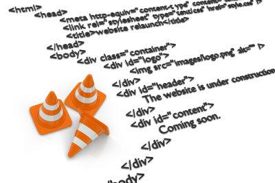 Der HTML-Code ist das Herz jeder Webseite.