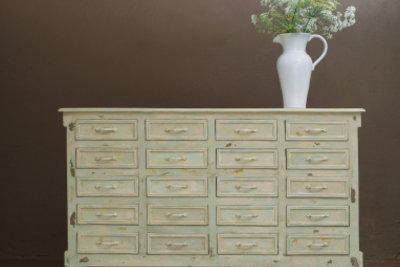 Kreieren Sie Ihr eigenes Shabby Chic Möbel.
