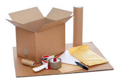 So verpacken Sie Ihr Paket sicher.