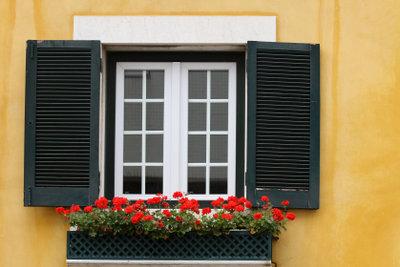 Fensterschlösser kann man nachträglich einbauen.