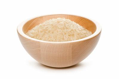 Reis ist eine beliebte asiatische Beilage.