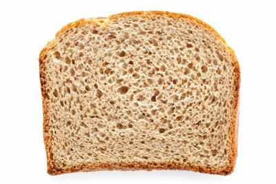 Auch altes Brot findet noch Verwendung.