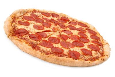 Berechnen Sie die Fläche Ihrer Pizza!