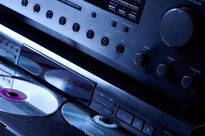 CDs können auf einen PC kopiert werden.