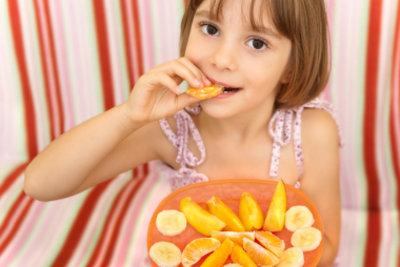 Zitrusfrüchte können zu Sodbrennen führen.