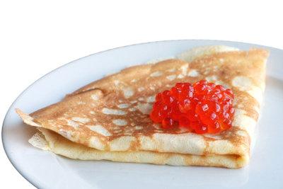 Eine leckere niederländische Spezialität sind Pannekoeken.
