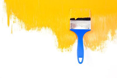 Wandfarben verändern die Raumwirkung.