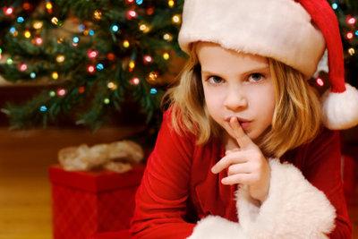 Weihnachtsfeiern sind besinnlich.
