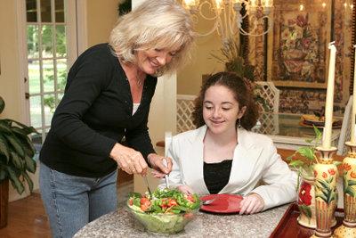 Gesunde Ernährung für Frauen ab 50.
