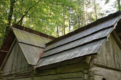 Die beliebteste Holzdachkonstruktion ist das Sparrendach.