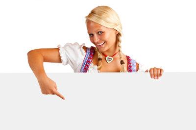 Bayerische Mädels wissen bodenständig zu kochen!