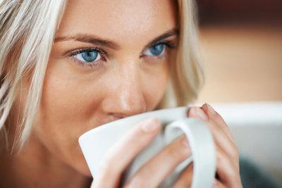 Tee wärmt Sie an kalten Tagen.